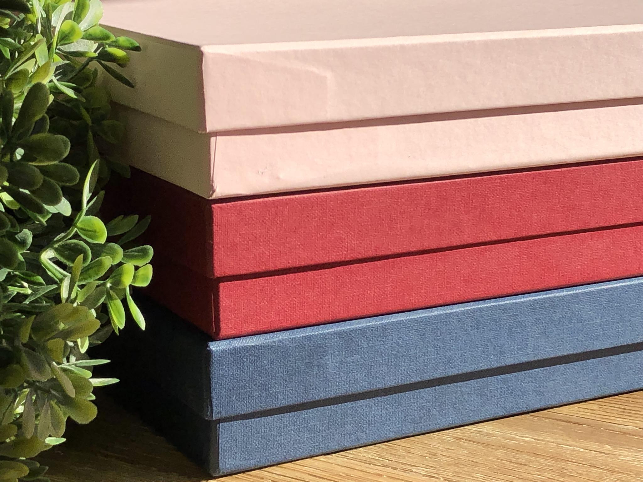 Colores de cajas Nelyamano